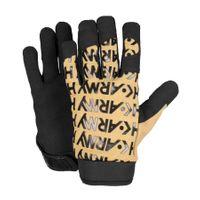 Handschuhe HK Army HSTL Line Gloves Vollfinger schwarz / braun