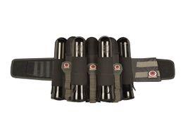 7 Pot (3+4) G.I. Sportz Glide Harness schwarz