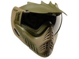 Paintball Maske V-Force Profiler SF Swamp oliv / braun