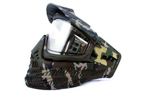 Paintball Maske JT Spectra Flex 8 camo