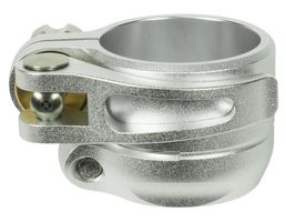 Planet Eclipse Low Rise Clamping Feed Neck für alle GEO's und EGO LV1.5, silber