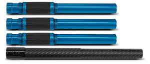 Planet Eclipse Shaft FL Barrel Kit electric blue incl. 3 Backs