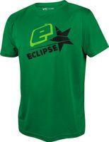 T-Shirt Planet Mens Pro-Formance EStar green