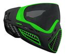 Paintball Maske Virtue VIO Ascend schwarz / lime