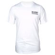 T-Shirt HK Army Mens Trigger Finger weiss