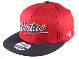 Virtue Flexfit Cap Patriot All-Star rot