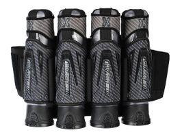 Battlepack HK Army Zero-G 11 Pot (4+3+4) Carbon Fiber schwarz