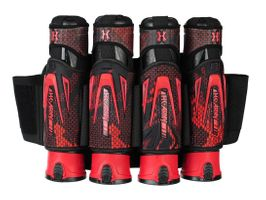 Battlepack HK Army Zero-G 11 Pod (4+3+4) Fire red
