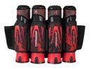 Battlepack HK Army Zero-G 11 Pod (4+3+4) Fire red 001