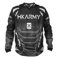 Paintball Trikot HK Army Freeline Jersey Graphite grau 001