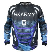 Paintball Jersey HK Army Freeline AMP purple / teal