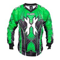 Paintball Jersey HK Army HSTL Line green