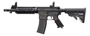 M4 CQB Tippmann 6mm BB Airsoft HPA / CO2 black
