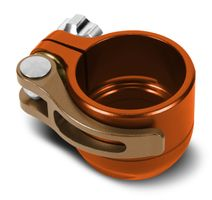 Planet Eclipse Low Rise Clamping Feed Neck für alle GEO's und EGO LV1.5, orange / bronze