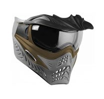 Paintball Maske V-Force Grill SC braun / grau