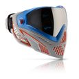 Paintball Goggle Dye i5 Patriot red / blue / grey  001