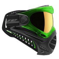 Paintball Maske Dye Axis Pro grün
