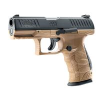 Walther PPQ M2 T4E Paintballpistole .43 Cal FDE