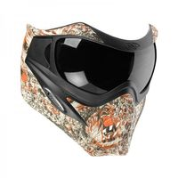 Paintball Maske V-Force Grill SE Grizzly orange Limited Edition