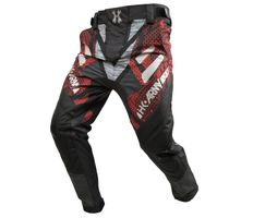 HK Army Freeline Jogger Fit Pant Fire, red
