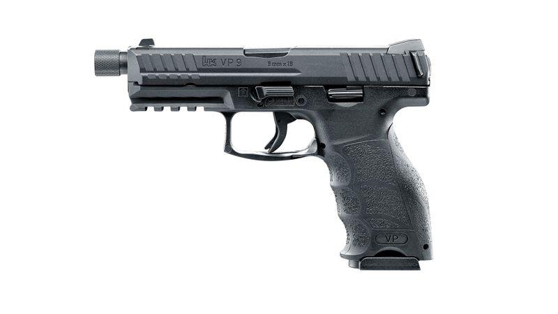 Heckler & Koch VP9 Tactical 6mm BB Airsoftpistol, black