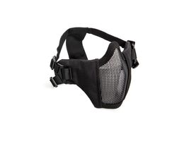ASG Steel Mesh Half-Mask, different colors