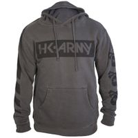Kapuzenpulli HK Army Off Break, grau