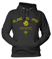 Kapuzenpulli Planet Eclipse Worker, grau