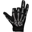 Paintball Gloves Exalt Death Grip Gloves grey 001