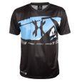 T-Shirt Dry Fit HK Army Mens Fragment blau 001