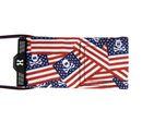 Laufsocke HK Army USA Flagge 001